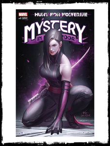 HUNT FOR WOLVERINE: MYSTERY IN MADRIPOOR - #1 IN-HYUK LEE VARIANT (2019 - NM)