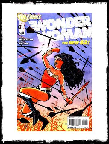 WONDER WOMAN - #1 (2011 - CONDITION NM)