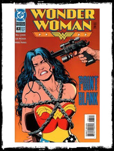 "WONDER WOMAN - #83 ""POINT BLANK"" (1994 - VF)"