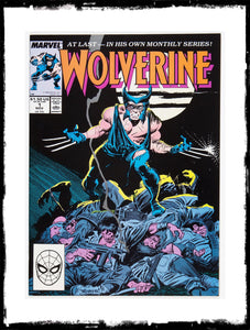 WOLVERINE - #1 (1988 - CONDITION VF+/NM)