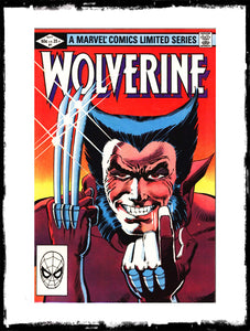 WOLVERINE - #1 1ST SOLO WOLVERINE COMIC (1982 - VF+)
