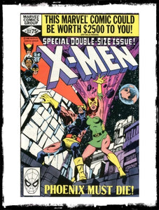 UNCANNY X-MEN - #137 DEATH OF DARK PHOENIX (1980 - VF)