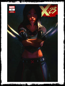 X-23 - #1 GERALD PAREL VARIANT EXCLUSIVE (2020 - NM)