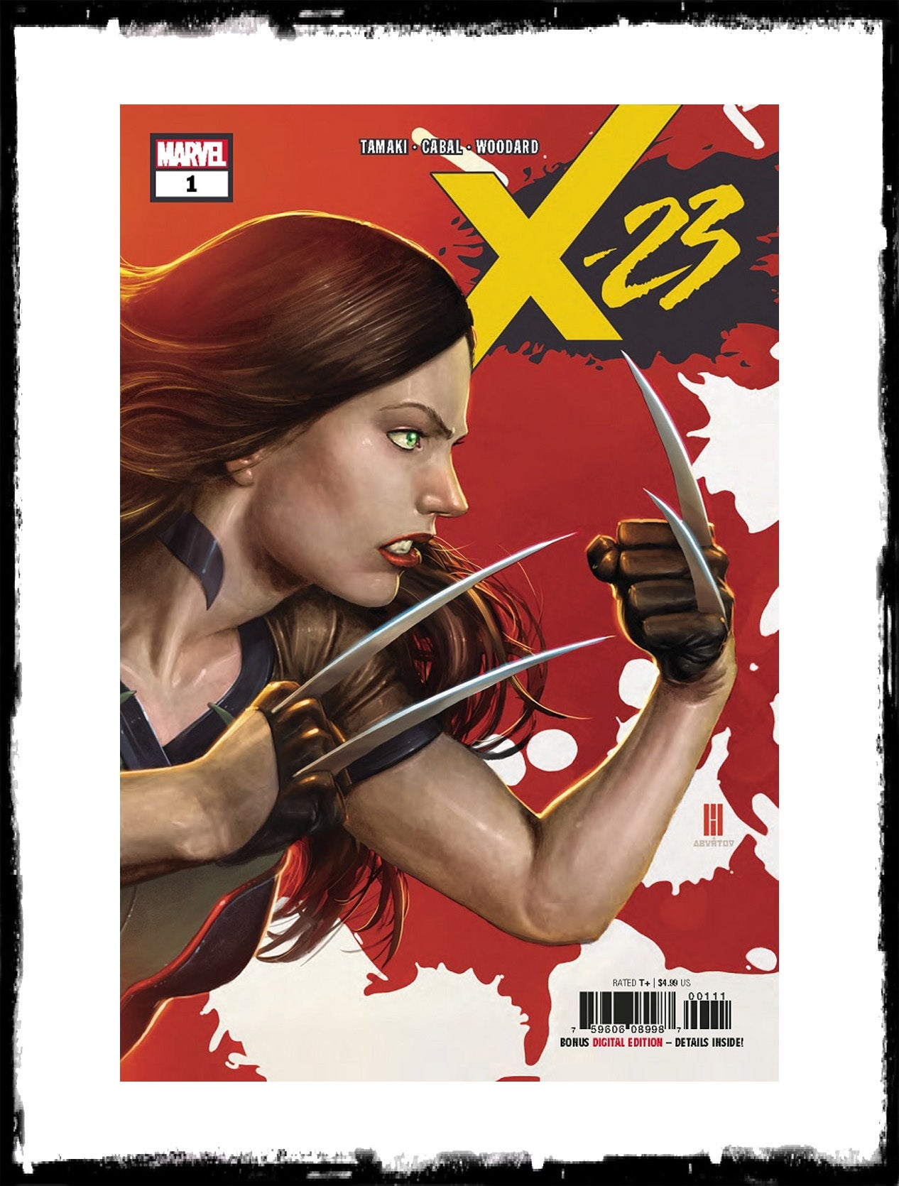 X-23 - #1 (2018 - CONDITION: MULTIPLE AVAILABLE)
