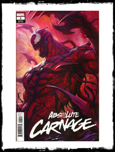 ABSOLUTE CARNAGE - #1 STANLEY ARTGERM VARIANT (2019 - NM)