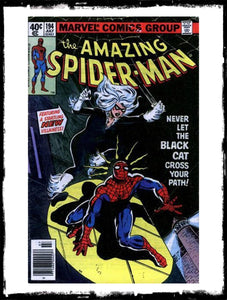 AMAZING SPIDER-MAN - #194 FIRST BLACK CAT (1979 - CONDITION VF)