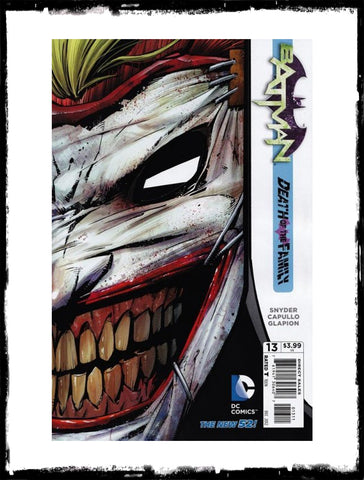 BATMAN - #13 (2012 - CONDITION NM)