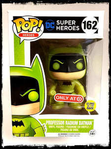 BATMAN PROFESSOR RADIUM #162 - TARGET EXCLUSIVE! - FUNKO POP! (2016)