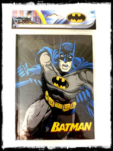 DC - BATMAN - DIARY / JOURNAL / NOTEPAD