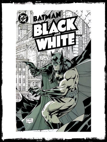 BATMAN: BLACK & WHITE - #1 (1996 - CONDITION NM)