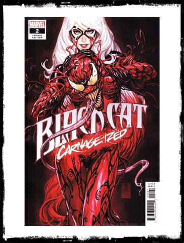 BLACK CAT - #2 MARK BROOKS CARNAGE-IZED VARIANT (2019 - NM)