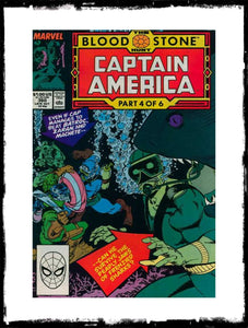 CAPTAIN AMERICA - #360 FIRST CROSSBONES (1989 - CONDITION NM)