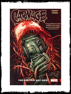 CARNAGE - VOLUME 1: THE ONE THAT GOT AWAY - TRADE PAPER BACK