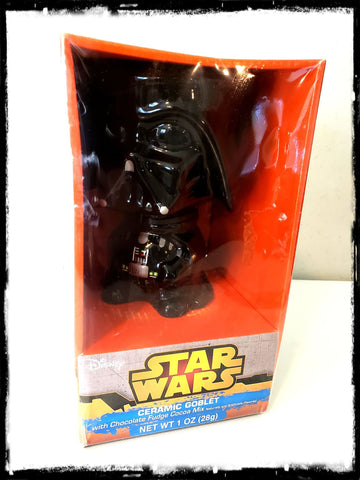 STAR WARS - DARTH VADER CERAMIC GOBLET!