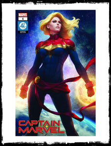 CAPTAIN MARVEL - #1 ARTGERM EXCLUSIVE VARIANT (2018 - NM)