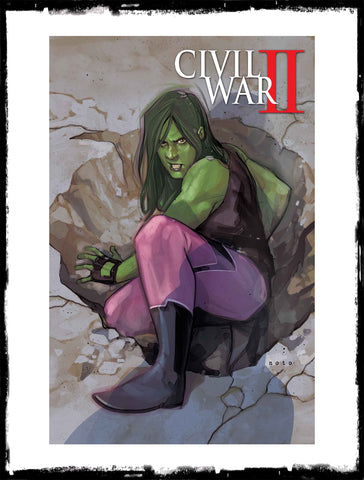 CIVIL WAR II - #1 PHIL NOTO VARIANT (2016 - CONDITION NM)