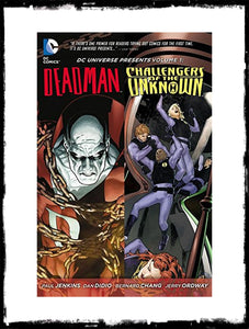 DC UNIVERSE PRESENTS (2011-2013) VOL. 1: FEATURING DEADMAN & CHALLENGERS OF THE UNKNOWN (2012 - CONDITION NM)