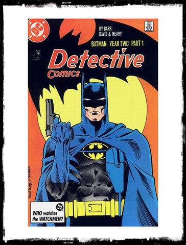 DETECTIVE COMICS - #575 (1987 - CONDITION VF AND NM)
