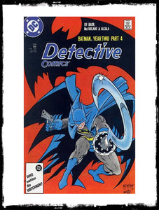 DETECTIVE COMICS - #578 TODD McFARLANE - BATMAN YEAR TWO PT. 4 (1987 - NM)