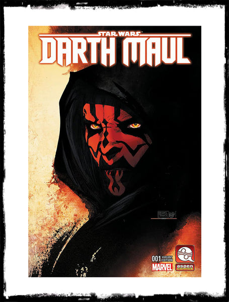 DARTH MAUL - #1 (Michael Turner Aspen Exclusive Variant Cover)!