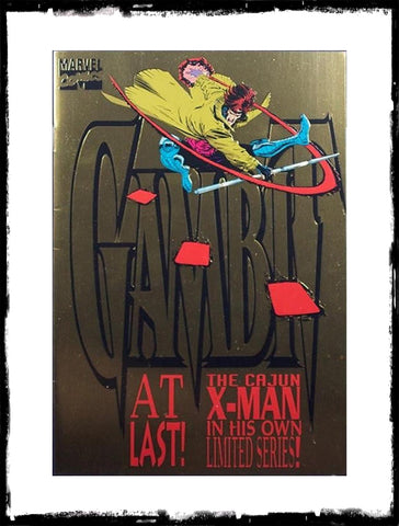 GAMBIT - #1 GOLD VARIANT (1993 - CONDITION VF)