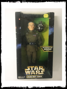 STAR WARS - GRAND MOFF TARKIN 12-INCH FIGURE!