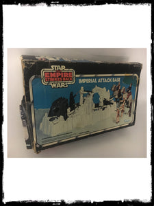STAR WARS - VINTAGE 1980 IMPERIAL ATTACK BASE!