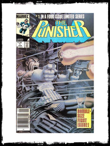 PUNISHER - #1 (1986 - MULTIPLE GRADES TO CHOOSE FROM)