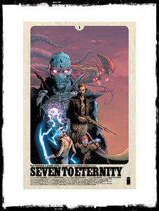 SEVEN TO ETERNITY - #1 (2016 - CONDITION NM)