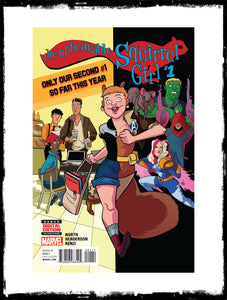 UNBEATABLE SQUIRREL GIRL - #1 (2015 - CONDITION NM)