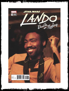 STAR WARS: LANDO DOUBLE OR NOTHING - MOVIE VARIANT (2017 - VF+)