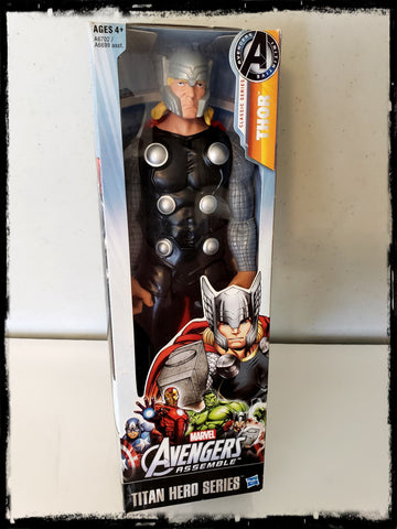 THOR - TITAN HERO SERIES ACTION FIGURE!