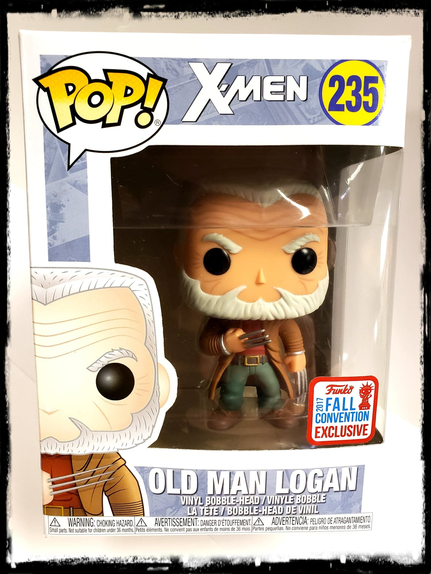OLD MAN LOGAN #235 - FALL CONVENTION EXCLUSIVE - FUNKO POP! (2017)