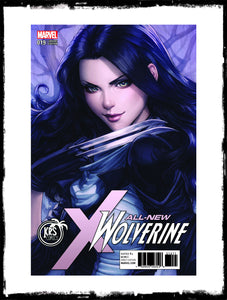 ALL NEW WOLVERINE - #19 (Artgerm Exclusive Variant)!
