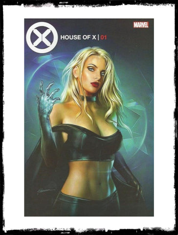 HOUSE OF X - #1 SHANNON MAER VARIANT (2019 - NM)