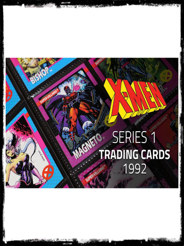 X-MEN 1992 SERIES 1 TRADING CARDS - COMPLETE SET!