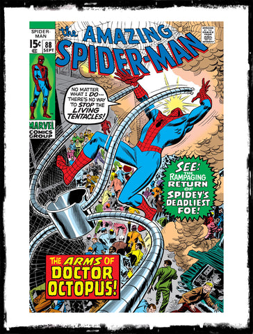 "AMAZING SPIDER-MAN - #88 ""THE ARMS OF DOCTOR OCTOPUS"" (1970 - FN/FN+)"