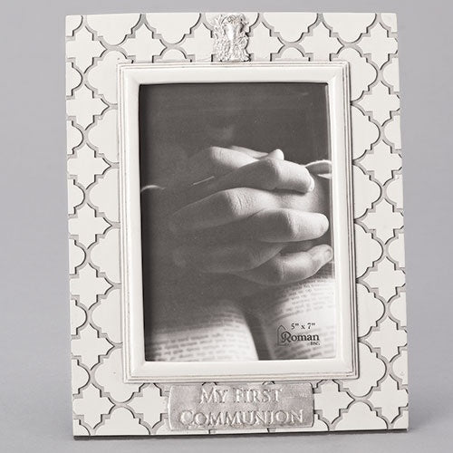 5X7 My First Communion Frame