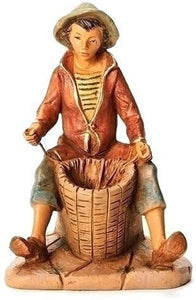 "5"" Allon, Basket Weaver"