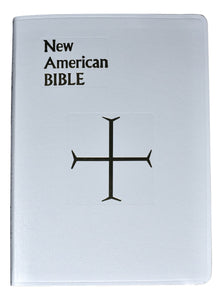 New American Bible White Gift Edition Full Size