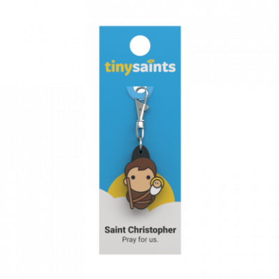 St Christopher Clip-On Figure