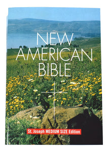 New American Bible Student Edition Medium Size
