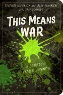 This Means War A Strategic Prayer Journal