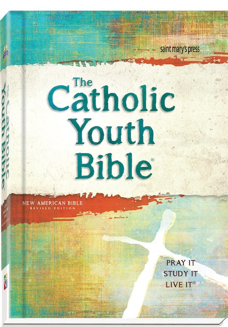 The Catholic Youth Bible, 4th Edition NABRE (Hardcover)