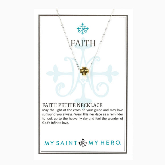Faith Petite Necklace