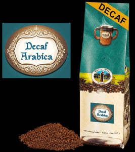Decaf Arabica Ground Coffee