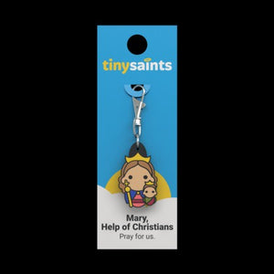 Mary, Help of Christians Clip-On Figure