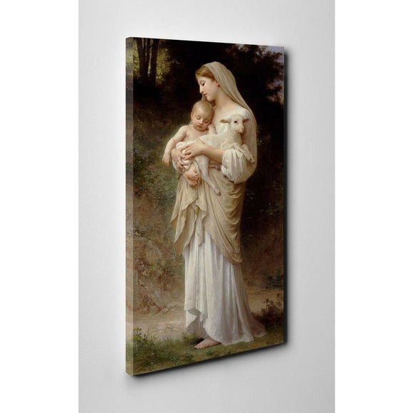 8x16 L'Innocence Gallery Wrapped Canvas