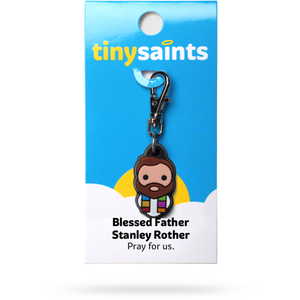 Blessed Fr Stanley Rother Clip-On Figure