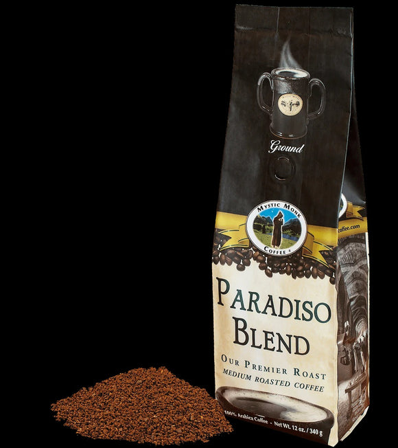 Paradiso Blend Premier Roast Ground Coffee